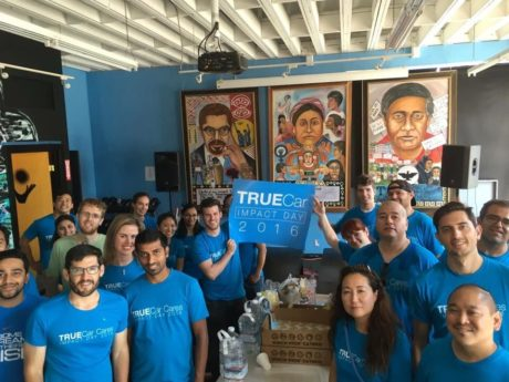 TrueCar Volunteer Day